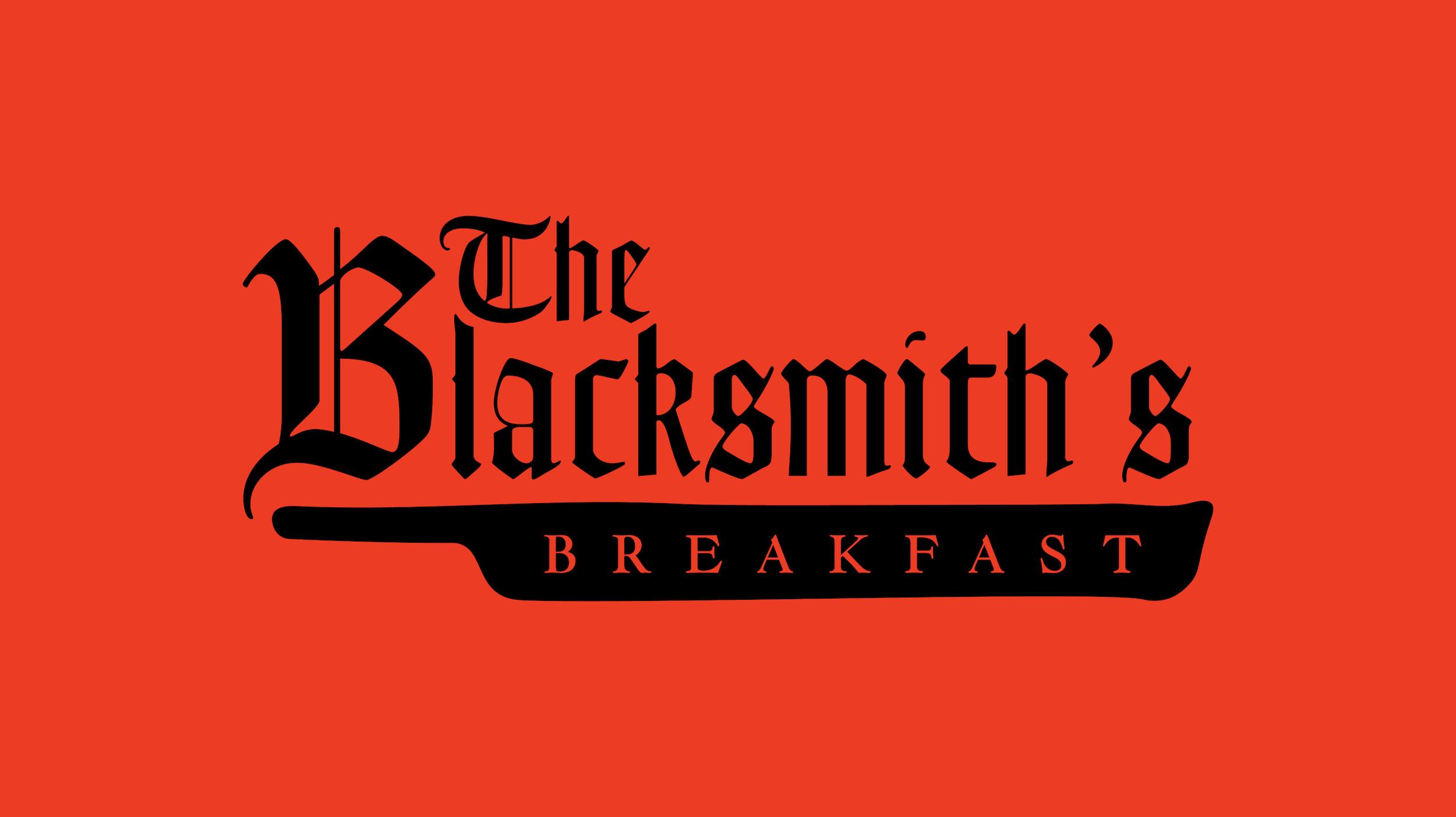 The Blacksmiths Breakfast